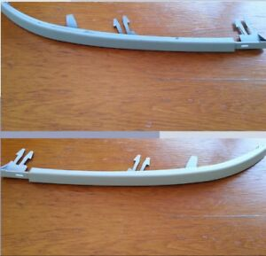 Peugeot 306 Mk2/Mk3 Headlight trim/Hockey stick set - left and right
