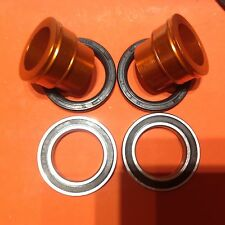 #67 KTM FRONT WHEEL BEARING SPACER KIT EXC SXF EXCF 2016-2019 250 350 450 300