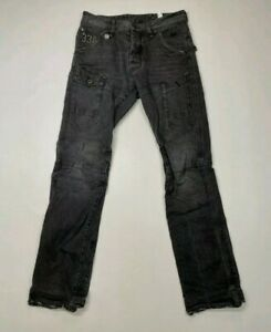 G-STAR RAW GENERAL 5620 TAPERED Jeans - W31 L32 - Grey - Great Condition - Men's