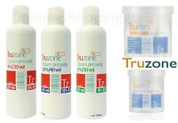 TruZone Cream Peroxide, Rapid Blue,White Powder Bleach Hair Colouring/Highlights