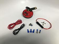 Snail Style Waterproof Car Horn Kit for VW Dune Buggy / Baja sand rail hot rod