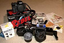 Canon Eos T4i/650D DSLR Body Only+Many Accessories