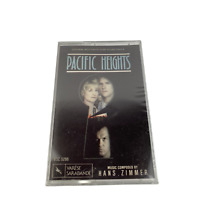 Pacific Heights Original Motion Picture Soundtrack Cassette Hans Zimmer