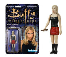 FUNKO REACTION BUFFY THE VAMPIRE SLAYER BUFFY VINTAGE RETRO FIGURE NEW! ALIENS