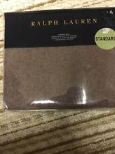 NWT RALPH LAUREN Archival Collection Purple Standard SHAM $185