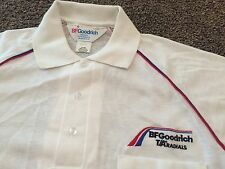 VTG 80's NWOT Deadstock BF Goodrich T/A Radials Tires Polo Shirt Chevy Ford Rare