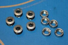 Vintage - Set of 5 Ofmega Chain Ring Bolts - Italy -  NICE !!