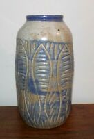Toad Hall Pottery Vase Richard Sanderson New Hampshire 1997