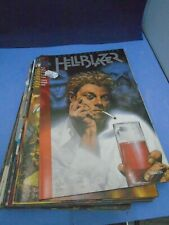 Hellblazer comics job lot