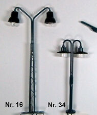 for Their TT Model Railway: Lamps - Lights - Lanterns - Je 13,99