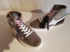 A.S.98 Airstep Damen Leder Sneaker Boots mehrfarbig Größe 40 NEU