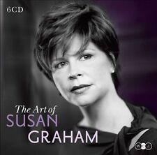 Art of Susan Graham, New Music