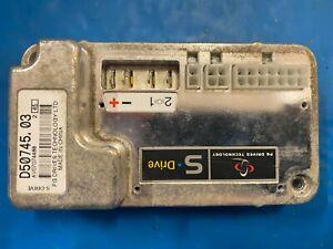S Drive Controller D50745.03
