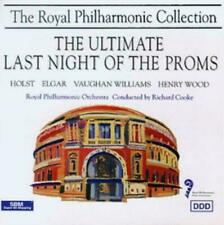 Royal Philharmonic Orchestra : The Ultimate Last Night of the Proms CD