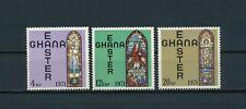 Ghana   415-7 MNH,  Easter 1971