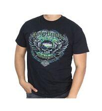 Harley Davidson t shirt nuevo modelo Skull Wings