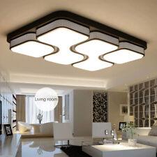 Rectangular Acrylic Modern LED Ceiling Lamp Living Room Bedroomendant Li :