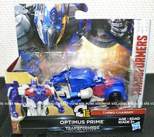 Transformers The Last Knight One-Step Turbo Changer Figure Optimus Prime