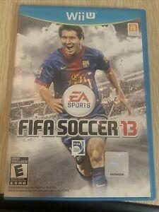 Fifa Soccer 13 - WiiU