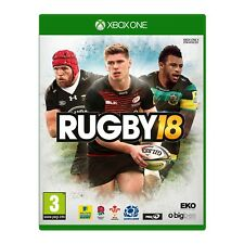 Rugby 18 (xbox One) - Game 6kvg The Cheap Fast Post
