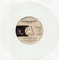 "GEORGE McCRAE - KISS ME ( THE WAY I LIKE IT ) - PROMO - 70's SOUL - 7"" VINYL"
