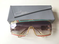 vintage CAZAL 858 sunglasses W.Germany rare MC Hammer 80s asymetric 856 607