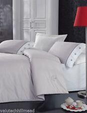 Flat Sheet Solid 100% Cotton Bedding Sets & Duvet Covers