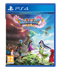 PlayStation 4 Dragon Quest XI Echoes of an Elusive Age VideoGames