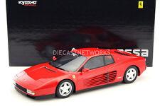 Kyosho 1984 Ferrari Testarossa Red Color 1/12 Scale New Release! In Stock!