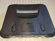 JP Nintendo N64 (NTSC-J) w/THS7316 Amp RGB & Region Mod- Tested & Working