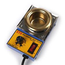 Solder Pot Soldering Desoldering Bath Titanium Plate 220V 160W 100-500℃