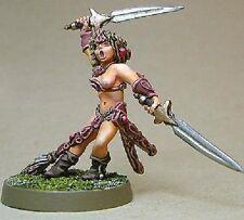 Shadowforge Character Mayah Swordmistress