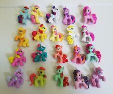 My Little Pony Lot G4 Twilight Fluttershy Rainbow Dash Mini Blind Bag
