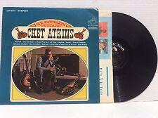 Chet Atkins – MY FAVORITE GUITARS vinyl LP RCA Victor LSP-3316 NM 1964