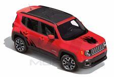 2015 Jeep Renegade New Hood & Bodyside Decal Kit Black Brushed Mopar Factory Oem
