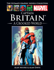 Captain Britain - Crooked World - Marvel Graphic Novel Coll. - Vol 3 Issue 11