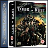 TOUR OF DUTY - COMPLETE COLLECTION **BRAND NEW DVD BOXSET**