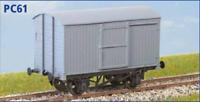 LNER 12t Goods Van Dia 106 - OO gauge - Parkside PC61 - free post