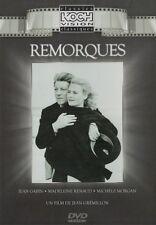 Remorques (DVD French) 1939 Jean Gabin, Madeleine Renaud, Michèle Morgan NEW