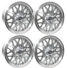 17x9 Snowflake Wheels 3rd 4th Gen TA 1993-2002 Camaro and Firebird