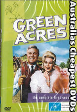 Green Acres The Complete Season 1 DVD NEW, FREE POSTAGE WITHIN AUST REG ALL