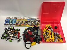 Kre-O Transformers Lot: Incomplete Sets W/ Case - See Description