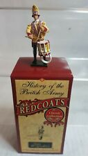 Britains Toy Soldiers- 47030 Redcoats British 35th Regiment Of Foot Drummer