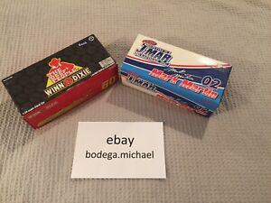 Mark Martin & Winn Dixie NASCAR Model Cars 1:24