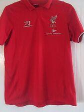 Liverpool Warrior Training Polo Leisure Football T Shirt Adult Medium M /41074