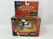 Muscle Machines Monster Garage Trash Truck 1:64 Scale 2004
