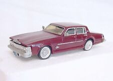 HV II Models 1/43 CADILLAC SEVILLE 1976 White Metal Kit Car Handbuilt NM`75 RARE