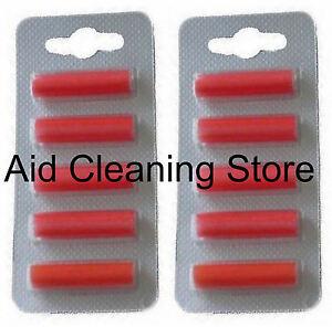Henry Hoover Air Freshner Pellets Pack Of Ten Pop In Bag 10 RED Airfreshner