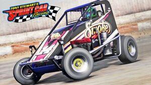 Tony Stewart's Sprint Car Racing PC [ Read description]