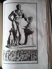 Achitecture Sculpture Renaissance Italienne / 38 Planches gravées /